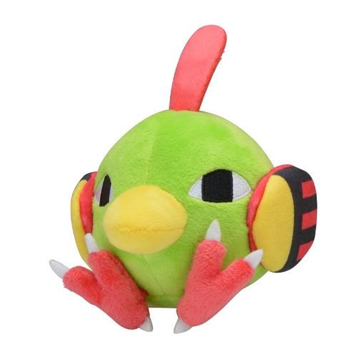 Pokemon Center Original Plush Doll Pokemon fit Natu