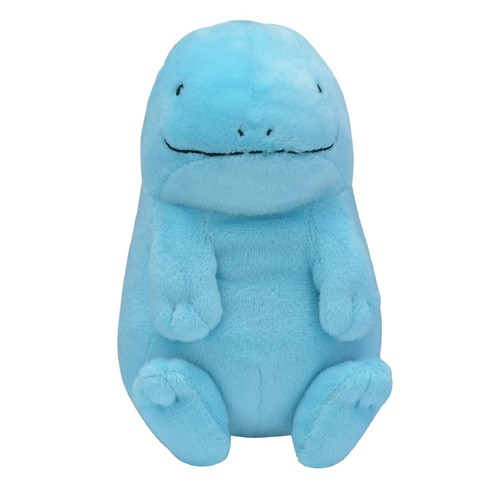 Pokemon Center Original Plush Doll Pokemon fit Quagsire