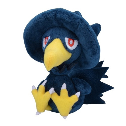 Pokemon Center Original Plush Doll Pokemon fit Murkrow