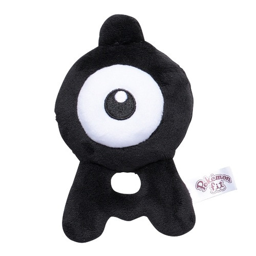 Pokemon Center Original Plush Doll Pokemon fit Unown A