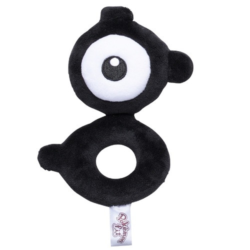 Pokemon Center Original Plush Doll Pokemon fit Unown B