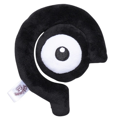 Pokemon Center Original Plush Doll Pokemon fit Unown C
