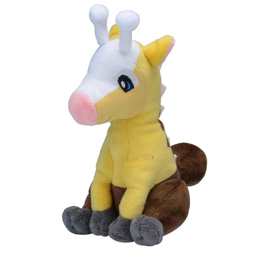 Pokemon Center Original Plush Doll Pokemon fit Girafarig