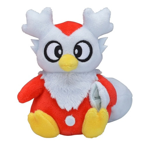 Pokemon Center Original Plush Doll Pokemon fit Delibird