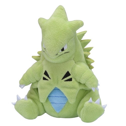 Pokemon Center Original Plush Doll Pokemon fit Tyranitar