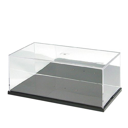 Wave Materials TC062 Clear Case for Display Models T-Case (M) Mirror Back Type