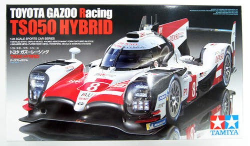 Tamiya 24349 Toyota Gazoo Racing TS050 Hybrid 1/24 Scale Kit