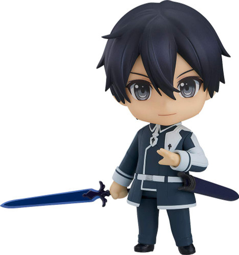 Good Smile Nendoroid 1138 Kirito: Elite Swordsman Ver. (Sword Art Online: Alicization)