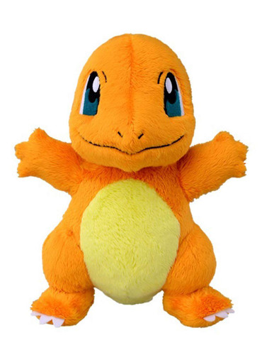 Takara Tomy Pokemon Plush Doll Charmander