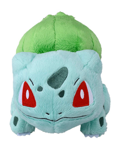 Takara Tomy Pokemon Plush Doll Bulbasaur