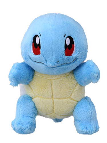 Takara Tomy Pokemon Plush Doll Squirtle