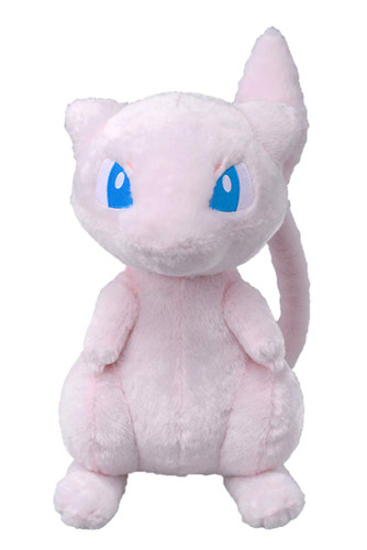 Takara Tomy Pokemon Plush Doll 1/1 scale Mew