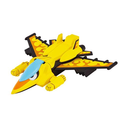Bandai 576194 Pikachin Mecha 01 Machine Gun Fighter (Plane)