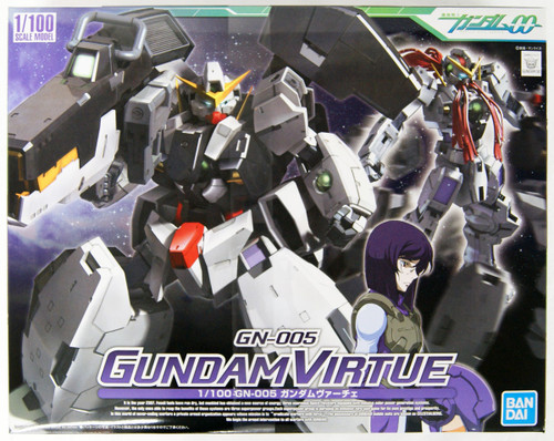 Bandai Gundam OO 04 Gundam Virtue 1/100 Scale Kit
