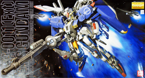 Bandai MG 164155 Gundam EX-S MSA-0011 Ext 1/100 Scale Kit