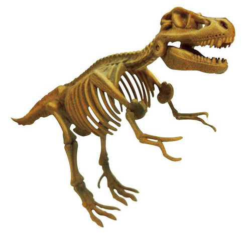 Beverly 3D Puzzle DN-001 Mini Dinosaur Tyrannosaurus (10 Pieces)
