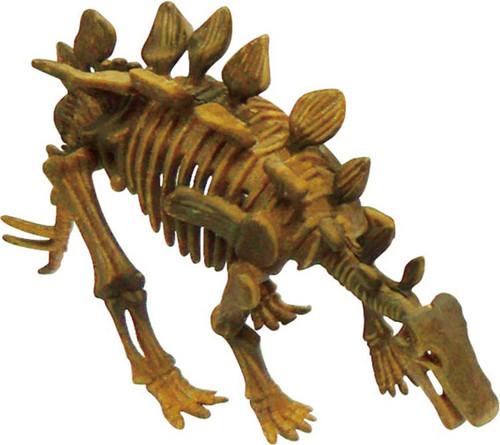 Beverly 3D Puzzle DN-002 Mini Dinosaur Stegosaurus (10 Pieces)