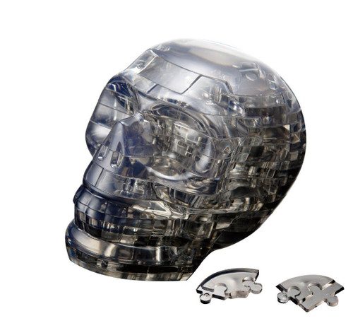 Beverly Crystal 3D Puzzle 50128 Black Skull