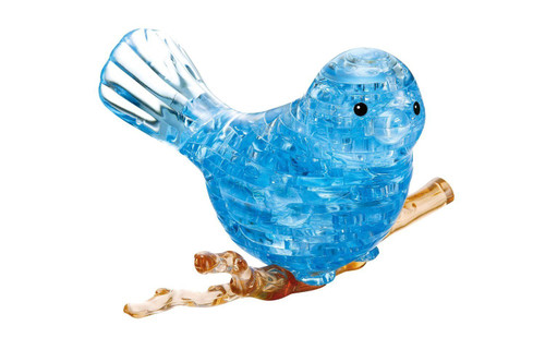 Beverly Crystal 3D Puzzle 50152 Blue Bird