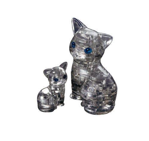 Beverly Crystal 3D Puzzle 50156 Cat Black