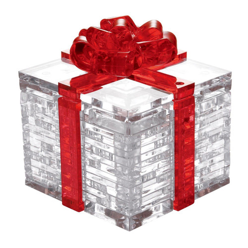 Beverly Crystal 3D Puzzle 50160 Gift Box Red