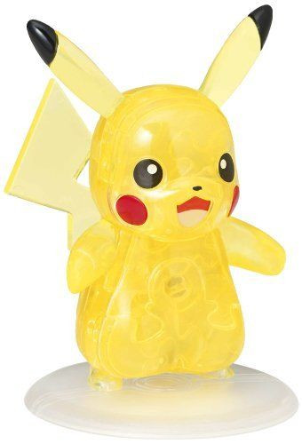 Beverly Crystal 3D Puzzle 50169 Pokemon XY Pikachu