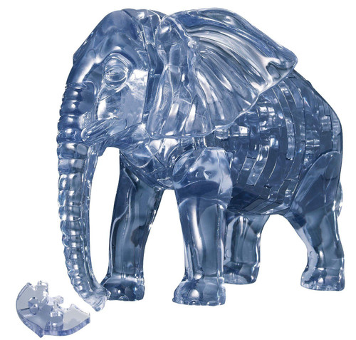 Beverly Crystal 3D Puzzle 50178 Elephant