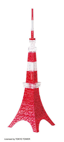 Beverly Crystal 3D Puzzle 50192 Tokyo Tower
