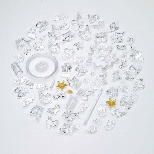 Beverly Crystal 3D Puzzle 50210 Crystal Tree