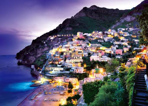 Epoch Jigsaw Puzzle 06-501 Amalfi Coast Italy (500 Pieces)