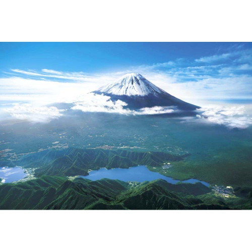Epoch Jigsaw Puzzle 10-749 Japanese Scenery Mt. Fuji (1000 Pieces)