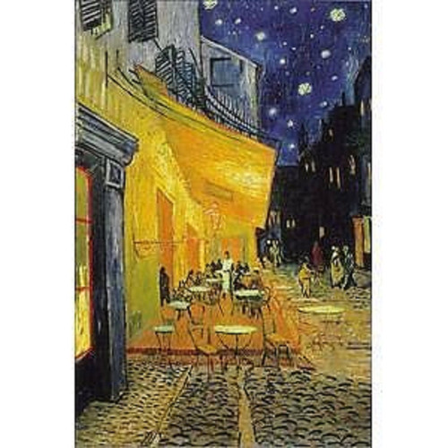 Epoch Jigsaw Puzzle 23-508 Vincent van Gogh Cafe Terrace at Night(2016 S-Pieces)