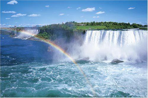 Epoch Jigsaw Puzzle 23-526 Niagara Falls (2016 S-Pieces)