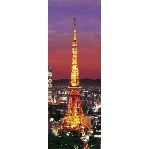 Epoch Jigsaw Puzzle 52-105 Tokyo Tower Lightup (420 S-Pieces)
