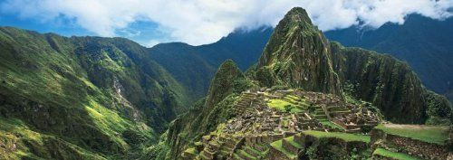 Epoch Jigsaw Puzzle 52-145 Machu Picchu Peru (420 S-Pieces)