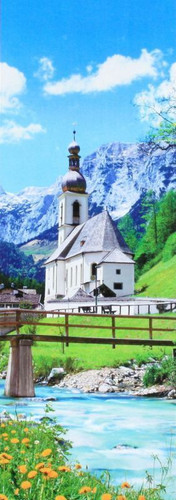Epoch Jigsaw Puzzle 52-725 Pfarrkirche St. Sebastian Ramsau (420 S-Pieces)