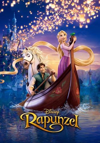 Tenyo Japan Jigsaw Puzzle D-500-469 Disney Tangled Rapunzel (500 Pieces)
