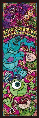 Tenyo Japan Jigsaw Puzzle DSG-456-720 Disney Monsters University (456 Pieces)