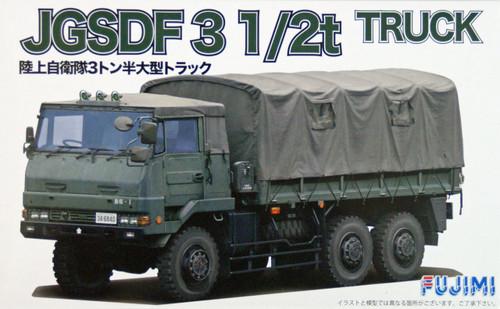Fujimi 72M9 JGSDF 3 1/2t Truck 1/72 Scale Kit