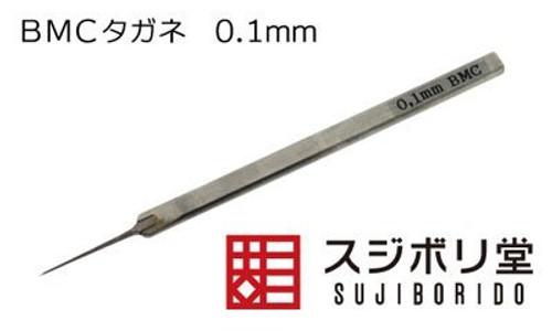 Sujiborido 121992 BMC Steel Blade Width 0.1mm