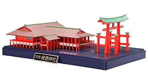 Fujimi Building Series No.19 Itsukushima Shrine