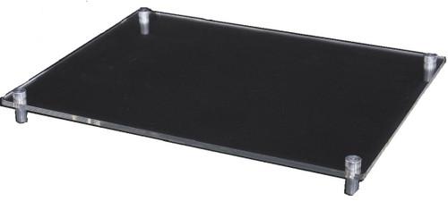 Hobby Base PPC-K42 Model Base L Size Acrylic x Metal