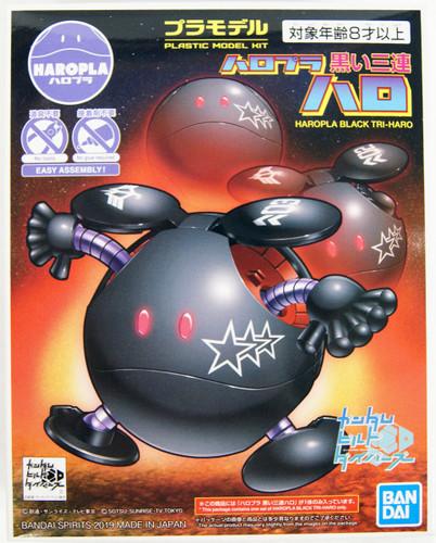 Bandai Haro Pla Gundam 10 Black Tristar Haro Plastic Model Kit