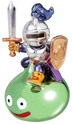 Dragon Quest Metallic Monsters Gallery Slime Knight