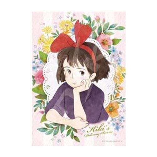 Ensky Jigsaw Puzzle 108-417 Kikis Delivery Service Studio Ghibli Portrait (108 Pieces)