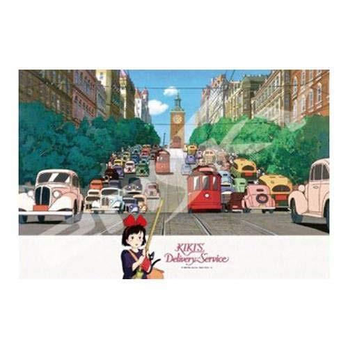 Ensky Jigsaw Puzzle 300-425 Kikis Delivery Service Studio Ghibli Koriko Avenue (300 Pieces)