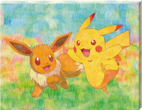 Ensky Jigsaw Puzzle ATB-12 Pokemon Pikachu Good Friends (366 Pieces)