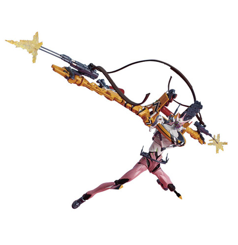 Kaiyodo Evangelion Evolution Unit-08 Beta Temporary Combat Form (Trailer Ver.) Figure