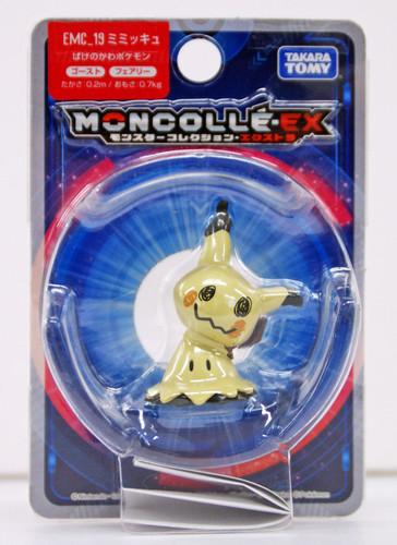 Takara Tomy Pokemon Moncolle EX EMC_19 Mimikkyu