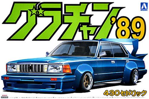 Aoshima 05088 Nissan 430 Cedric Grachan '89 1/24 Scale Kit